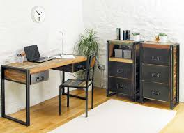 How To Incorporate Industrial Furniture In Your New Home Office