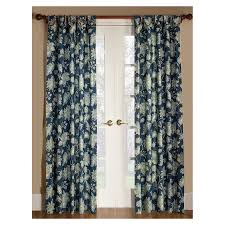 Waverly Fabric Curtain Panels by Interior Lowes Valances Waverly Curtains Waverly Rooster Curtains