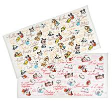Disney Character Bathroom Sets by Look At The New Disney Character Tsum Tsum Towel Sets Disney