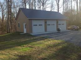 Tuff Sheds At Home Depot by 24x40x10 Residential Garage In Spotsylvania Rcs15035 Superior