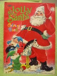 1954 Whitman Heap Big Coloring Book Florence Sarah Winship