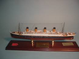 Sinking Ship Simulator The Rms Titanic by Titanic Toys Ebay