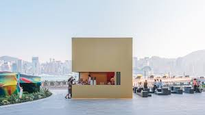 100 Kube Homes Pavilion By OMA Opens Outside K11 Musea In Hong Kong