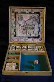 A Few Months Back I Saw Lord Of The Rings Monopoly Board Game On