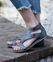 Bed Stu Claire by Women U0027s Leather Sandals Flats Bed Stu