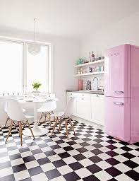 cuisine smeg 10 times a smeg fridge took a kitchen from ordinary to extraordinary
