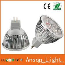best high power led spotlight bulb 9w 12w 15w dimmable mr16 12v
