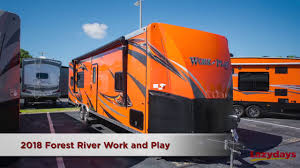 100 Work And Play Trucks 2018 Forest River And Video From Lazydays RV Tampa YouTube