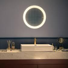 philips hue adore led beleuchteter spiegel weiß