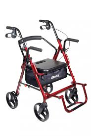 Invacare Transport Chair Manual by Drive Duet Rollator Transport Chair