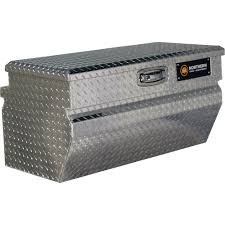 100 Truck Tool Boxes Black Diamond Plate Northern Equipment Locking Chest Box