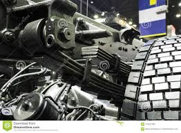 100 Truck Leaf Springs Springs Of A Truck Stock Image Image Of Mechanics 116237395