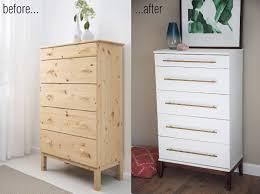 Ikea Tarva 6 Drawer Dresser Hack by Ikea Tarva Dresser Hack Round Ii Palms To Pines