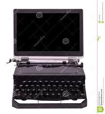 machine à écrire moderne photos libres de droits image 37145208