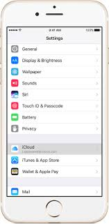 How to back up your iPhone or iPad to iCloud GDEcD Helpdesk