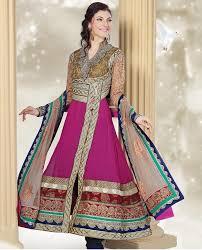 angrakha style dress designs for women