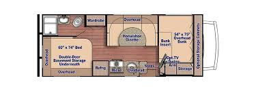 Class C Motorhome With Bunk Beds by Gulf Stream Conquest Class C Motorhomes The Rv Man