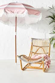 Canyon Indoor/Outdoor Lounge Chair | Anthropologie
