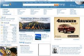 MSN homepage to undergo a makeover
