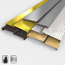 Pemko Bumper Threshold for Prehung Exterior Outswing Door with