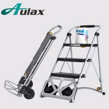 Aulax Multifunction Ladder Hand Truck Dolly Cart Made In Taiwan ...