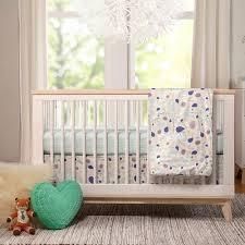 Soft Luxury Nursery Bedding for the Modern Baby