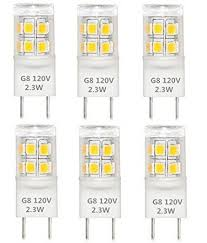 best to buy t4 g8 bi pin led halogen replacement bulb