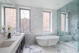 Best Of Grandeur And Drama Bined In A New York City Modern Bathroom ... 25 Best Modern Bathrooms Luxe Bathroom Ideas With Design 5 Renovation Tips From Contractor Gallery Kitchen Bath Nyc New York Wonderful Jardim West Chelsea Condos For Sale In Nyc 3 Apartment Bathroom Renovation Veterans On What They Learned Before Plan Effortless Style Blog 50 Stunning Luxury Apartment Decoration Decor Pleasing Refer Our Complete Guide To Renovations Homepolish Emergency Remodeling Toilet