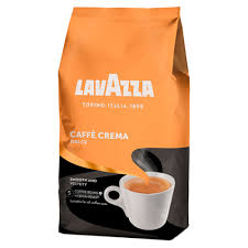 Lavazza Caffe Crema Dolce Coffee Beans 1000g