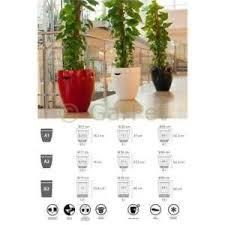 details zu pflanzkübel mit bewässerung calimera innen außen groß pflanz gefäß blumen topf