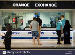 bureau de change office operated by global exchange