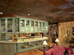 affordable kitchen makeovers by decorative ceiling tiles canada
