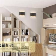 führte wand licht warmes licht acryl wand le ultra helle nacht licht für outdoor indoor dekorative beleuchtung led licht