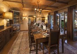 Rustic Dining Room Images by Rustic Dining Room And Living Room Interior 16059 Dining Room Ideas