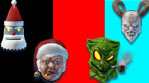 Payday 2 Halloween Masks Unlock by How To Get Xmas Masks For Payday 2 Mrs Claus Strinch Krampus