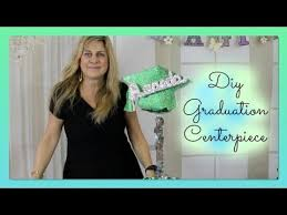 Graduation Table Decorations To Make by Diy Graduation Centerpiece Ideas Diy Quick And Easy Centerpiece