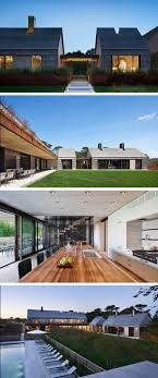 100 Architects Hampton Piersons Way Residence By Bates Masi In East