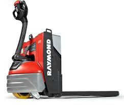 100 Walkie Pallet Truck Raymond Announces Model 8250 AC With Double