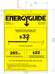 Energy Label LFA 45X