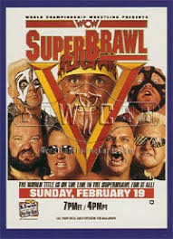 Halloween Havoc 1995 by Wrestlingtradingcards Com 1995 Wcw Main Event Trading Cards