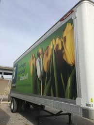 100 Goodwill Truck Wrap Example