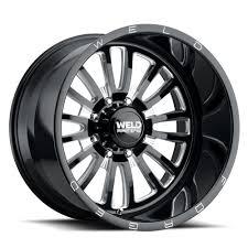 Aftermarket Truck Rims | 4×4 Lifted Truck Wheels | Weld Racing Xt In ...