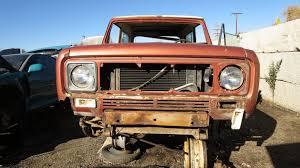 100 International Scout Truck Junkyard Find 1979 Harvester