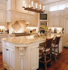 Image Of Mediterranean Kitchen Cabinets