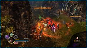 dungeon siege 3 level cap dungeon siege iii gameplay screenshot 1 gamersheroes