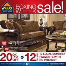 Ashley Furniture Weekly Ad Flyer Specials