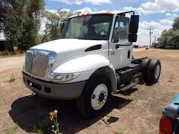 100 Salvage Trucks For Sale 2003 International 4400 Truck Hudson CO 168211