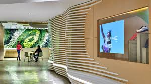 100 Creative Space Design IA Interior Architects S A New Home For The ASICS Creation