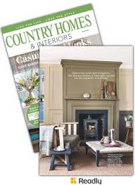 100 Home Interiors Magazine Suggestion About Country S May 2017