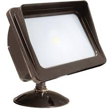 irradiant bronze led outdoor wall mount flood light alv2 30wf